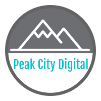 Peak City Digital Logo